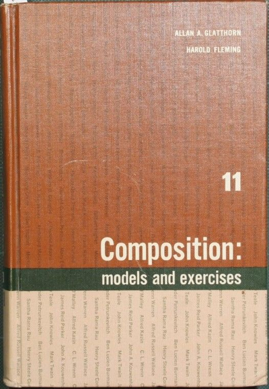Composition: models and exercises 11