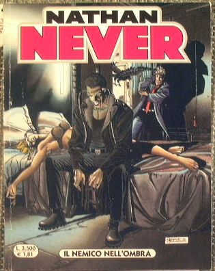 Nathan Never. Il nemico nell'ombra