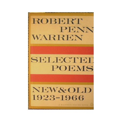 Selected Poems New and Old 1923 - 1966